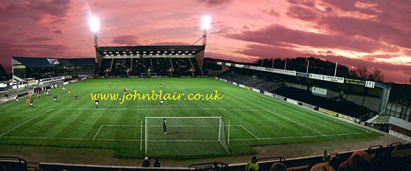 Stark's Park, Kirkcaldy - Raith Rovers F.C. - Sporty stuff