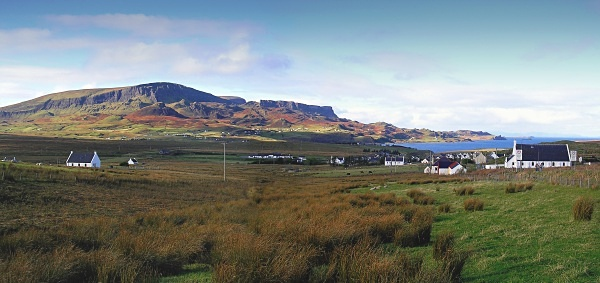 Trotternish - Isle of Skye