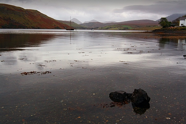 Carbost and Loch Harport - Isle of Skye