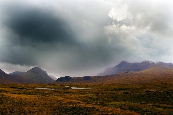 Skye Rain Is For Real - Isle of Skye