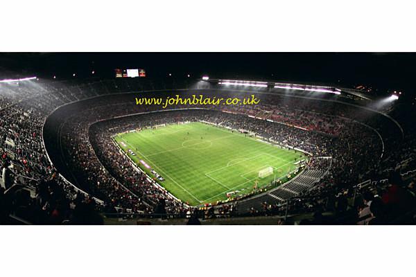 FC Barcelona - Camp Nou - Sporty stuff