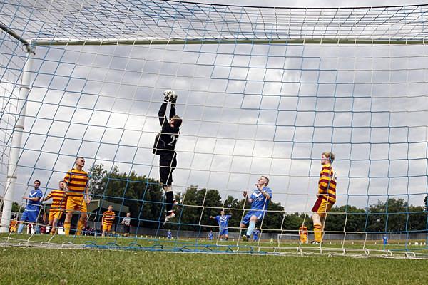 Whitehill Welfare v Bonnyrigg Rose 'A', 27/7/13 - Sporty stuff