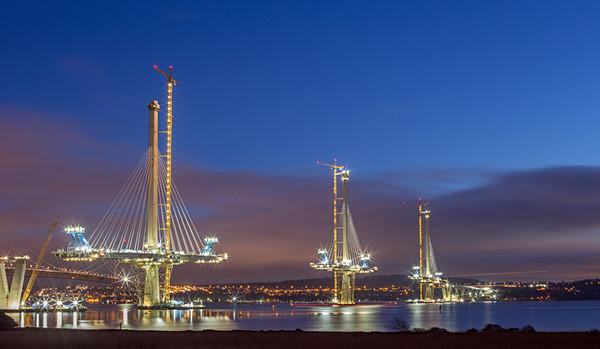 Building Bridges - Edinburgh (Auld Reekie)
