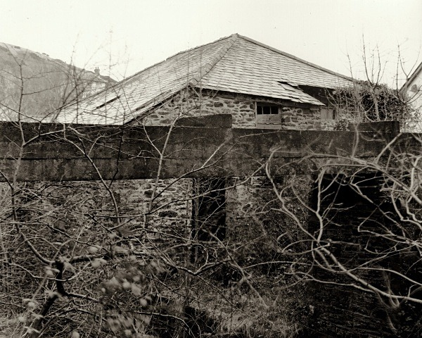 ABERARTH MILL, Ceredigion 2016 - OTHER WELSH RUINS