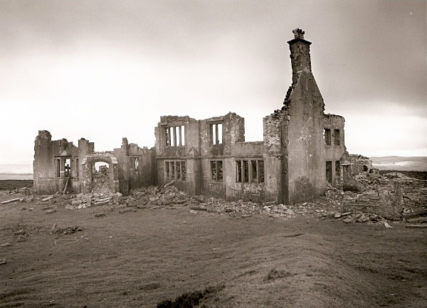 GWYLFA HIRAETHOG, Denbigh Moors, Denbighshire 1997