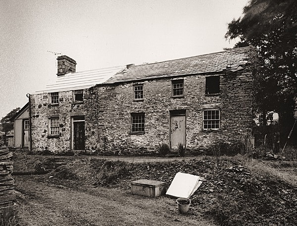 TAI'R FELIN, Bont Goch, Ceredigion 2011 - CEREDIGION FARMS & COTTAGES