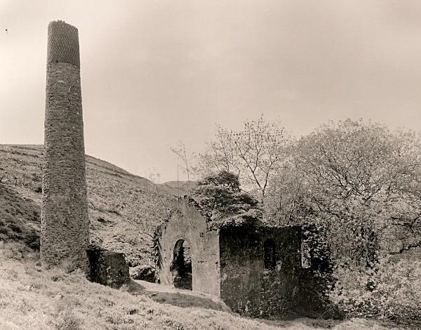 RHANDIRMWYN MINES, Nant-Y-Bai, Near Llyn Brianne, Carmarthenshire 2011 - CARMARTHENSHIRE