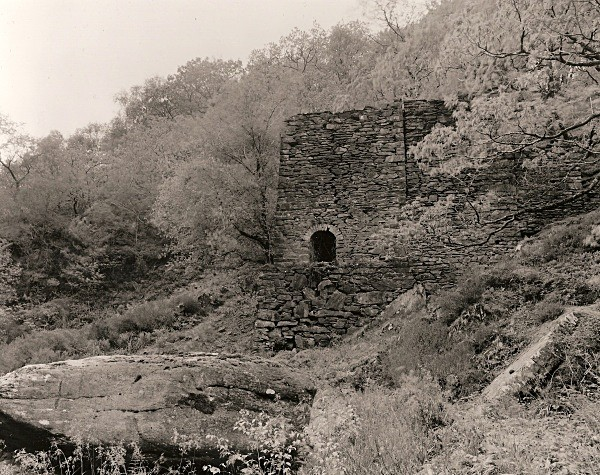 MINES AT YSBYTY CYNFYN, Ceredigion 2011 - OTHER WELSH RUINS