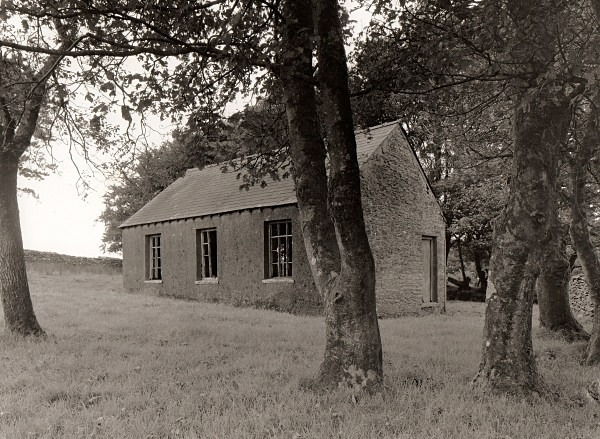 BRYN MEINOG SCHOOL HOUSE, Llanddewi-Brefi, Ceredigion 2012 - OTHER TYPES RUINS IN CEREDIGION