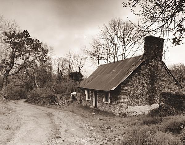 CWAREL UCHAF, Pont Creuddyn, Ceredigion 2014 - CEREDIGION FARMHOUSES