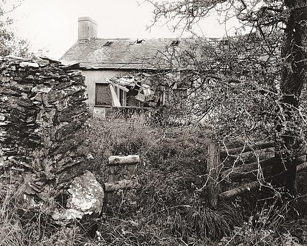 MAES Y BEUDY, Ysbyty Ystwyth, Ceredigion 2011 - CEREDIGION FARMHOUSES