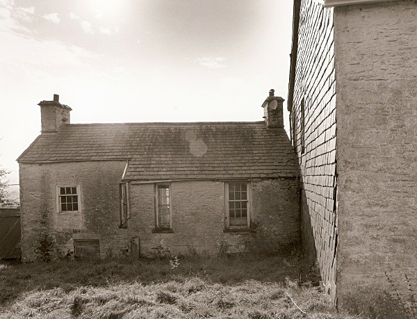 CHAPEL AND CHAPEL HOUSE, Bethania, Ceredigion 2010 - CEREDIGION FARMHOUSES
