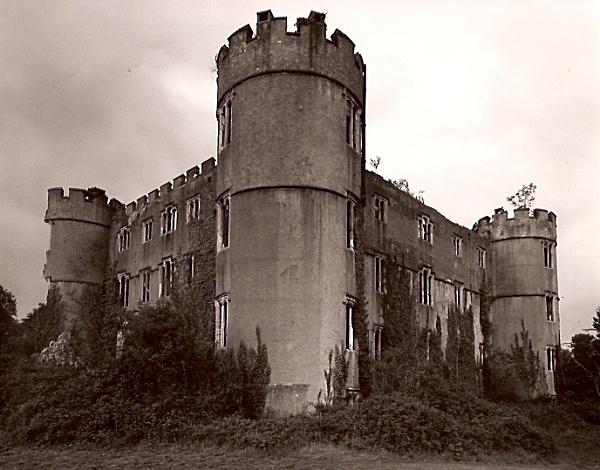 RUPERRA CASTLE, Caerphilly, Mid Glamorgan 2005