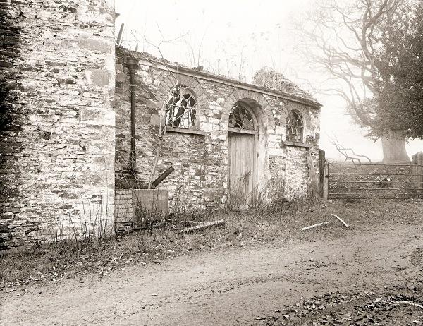NEUADD FAWR, Cilycwm, Carmarthenshire 1996 - CARMARTHENSHIRE