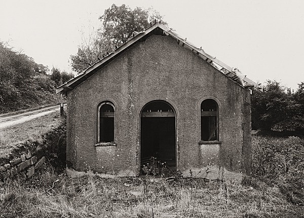 SCHOOL HOUSE / CHAPEL FFLUR, Pontrhydyfendigaid, Ceredigion 2011 - OTHER WELSH RUINS