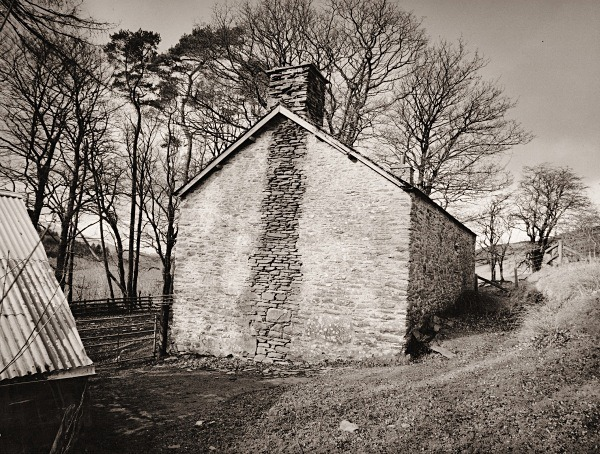 PRIGNANT UCHAF, Devil's Bridge, Ceredigion 2015 - CEREDIGION FARMHOUSES