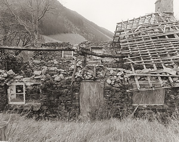 BLAEN MYHERIN, Devil's Bridge, Ceredigion 2011 - CEREDIGION FARMHOUSES