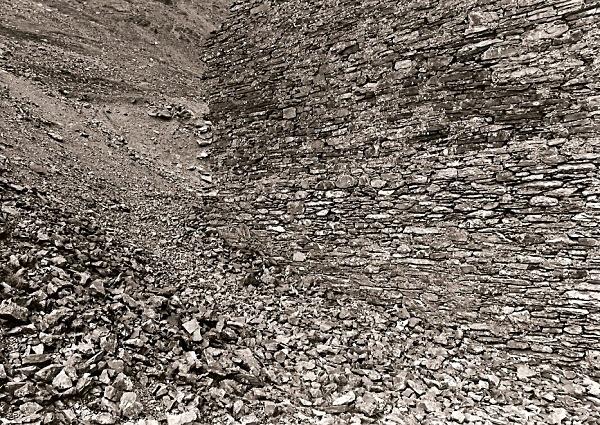 CWMYSTWYTH LEAD MINES, Ceredigion 1993 - OTHER WELSH RUINS