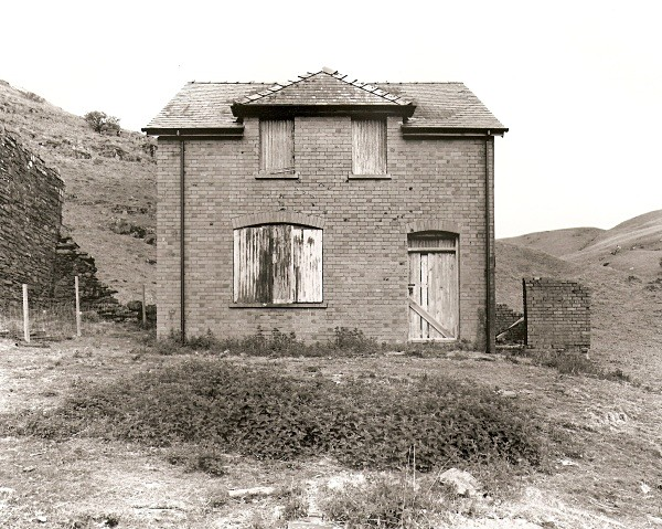 HOUSES at CWM ELAN MINE, Elan Valley, Rhayader, Radnorshire 20 - RADNORSHIRE (farmhouses)