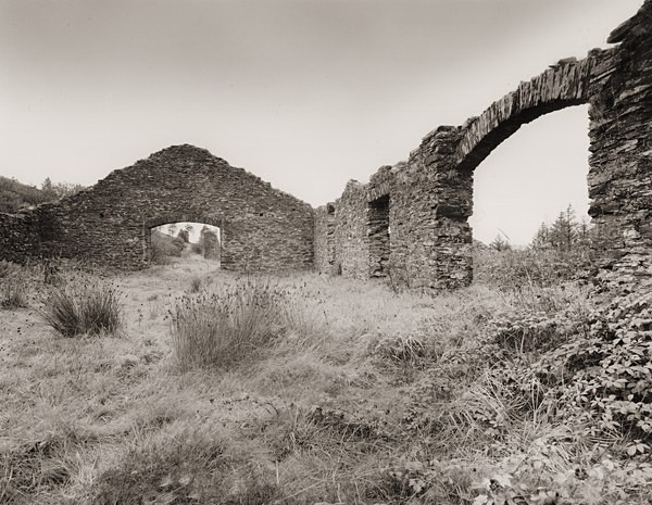 ROSEBUSH QUARRY, Pembrokeshire 2013 - OTHER WELSH RUINS