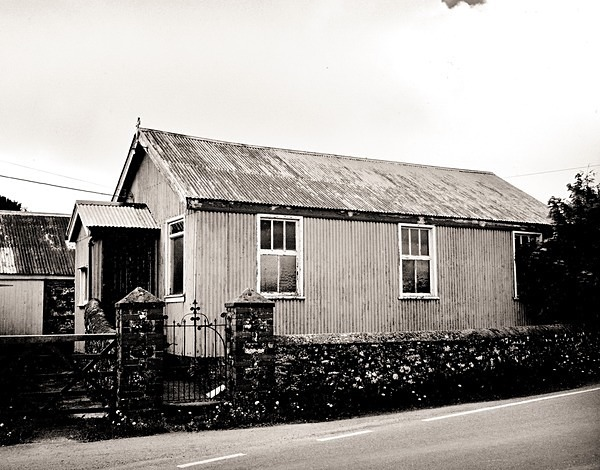 CHURCH HOUSE & HALL, St Padarn's Parish Church, Pennant, Ceredigion 20 - OTHER TYPES RUINS IN CEREDIGION