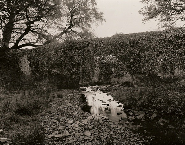 DERRY ORMOND GARDEN BRIDGE, Betws Bledwrs, Ceredigion 2011 - CEREDIGION MANSION ESTATES
