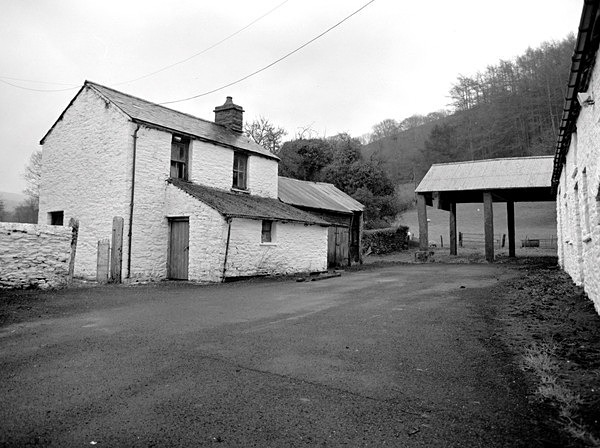 WERNDRIW, CEREDIGION 2015 - CEREDIGION FARMS & COTTAGES