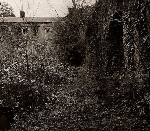 ABERGLASNEY, Llangathen, Carmartheshire