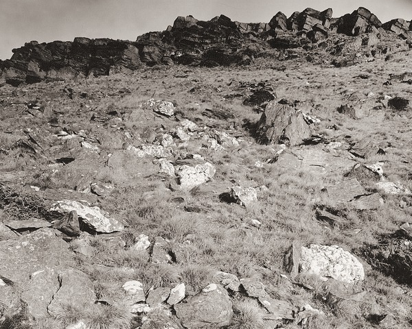 ROCKS AT TEIFI POOLS, Ffair Rhos, Ceredigion 2012 - THE WELSH LANDSCAPE