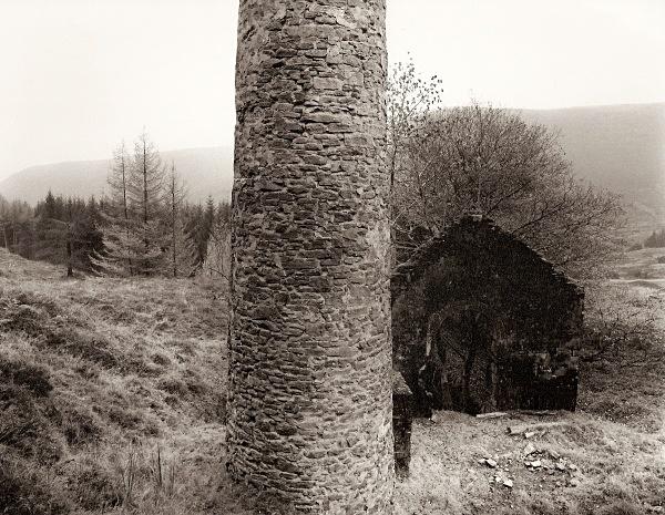 RHANDIRMWYN MINES, Nant-Y-Bai, Near Llyn Brianne, CarmarthenPowys 2008 - OTHER WELSH RUINS