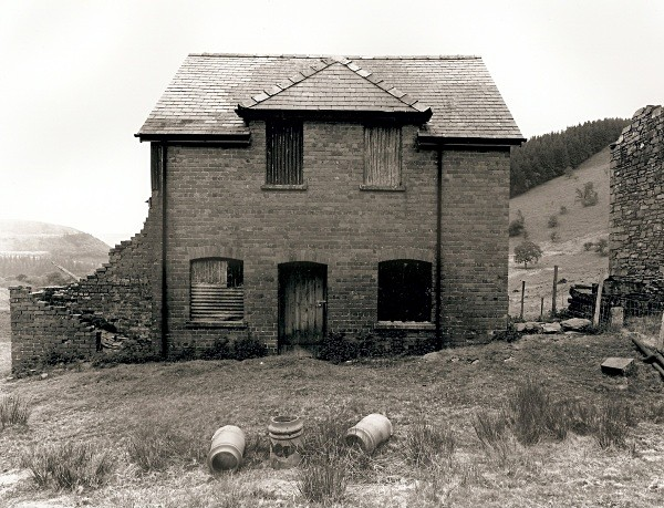 HOUSES & MINES at CWM ELAN MINE, Elan Valley, Rhayader, Radnorshire 20 - RADNORSHIRE (farmhouses)