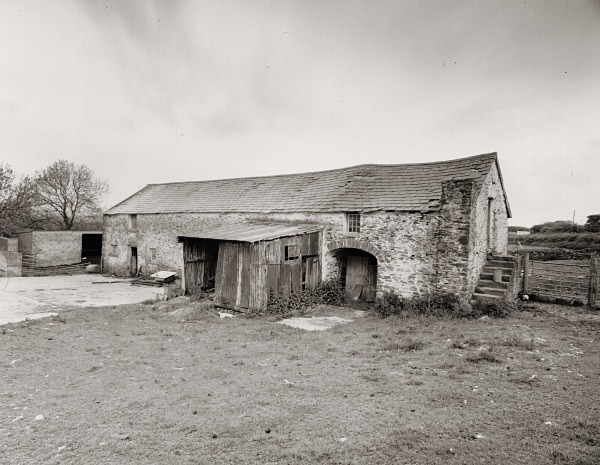 BARN at TRE-FAES-UCHAF, Bethania, Ceredigion 2015 - CEREDIGION FARMS & COTTAGES