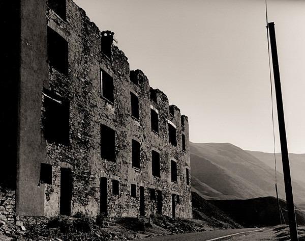 CWMYSTWYTH MINES, Ceredigion 1996 - OTHER TYPES RUINS IN CEREDIGION
