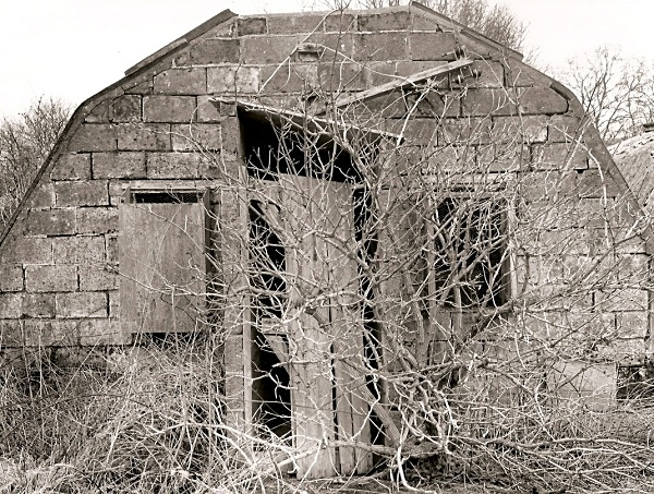 CHICKEN FARM, Rhayader, Powys 2008 - OTHER WELSH RUINS