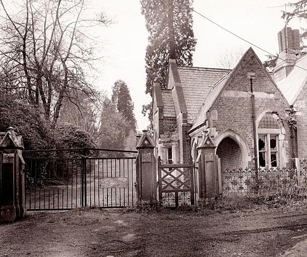 HAFODUNOS LODGE, Llangernwy, Denbighshire 2005 - DENBIGHSHIRE