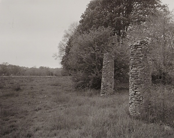 BARN PILLARS (nr Penlone), Stags Head, Ceredigion 2013 - CEREDIGION FARMHOUSES