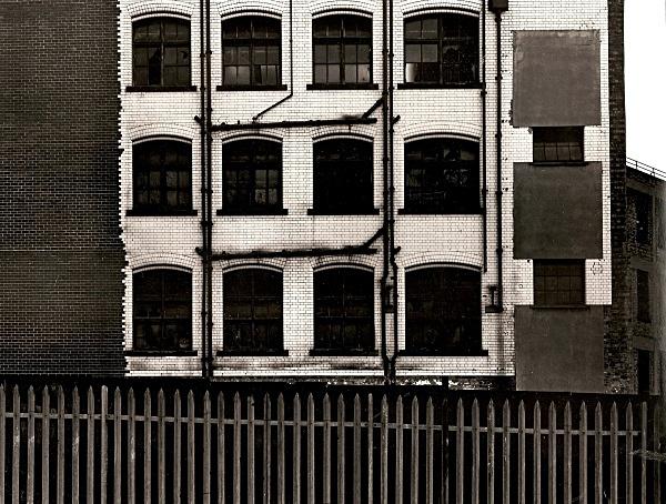 FACTORY FAÇADE, Nottingham 1998 - MISCELLANEOUS
