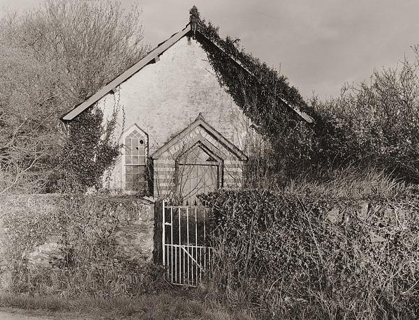 BLAENWYRE CHAPEL, Llangwyryfon, Ceredigion 2012 - OTHER TYPES RUINS IN CEREDIGION