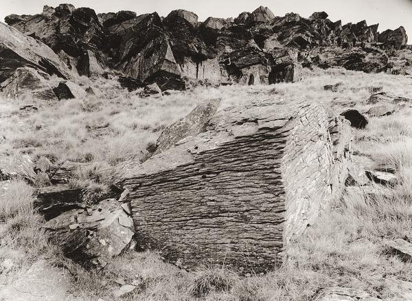 ROCKS AT TEIFI POOLS, Ffair Rhos, Ceredigion 2012 - THE WELSH LANDSCAPE - MOSTLY IN CEREDIGION