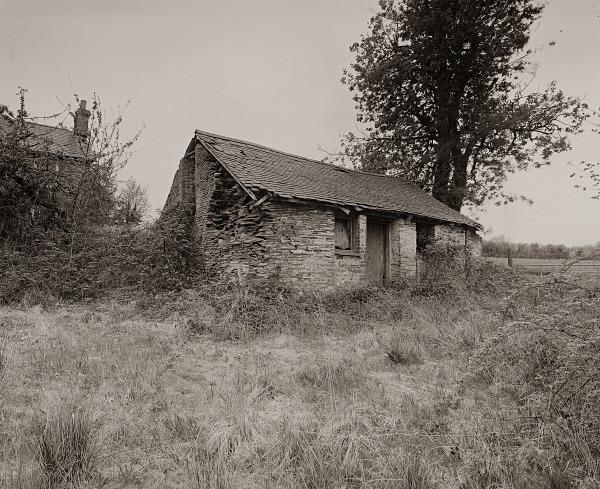 PEN-BRYN-RHYG (outbuilding), Stags Head, Ceredigion 2013 - CEREDIGION FARMHOUSES