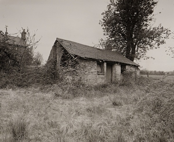 PEN-BRYN-RHYG (outbuilding), Stags Head, Ceredigion 2013 - CEREDIGION FARMS & COTTAGES
