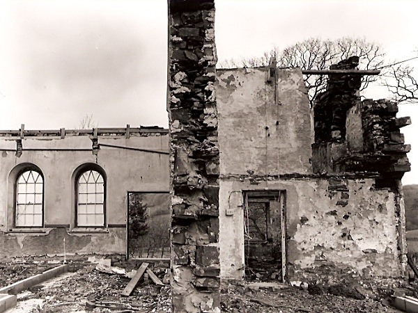 BEULAH CAPEL, Aberystywth, Ceredigion 2004 - OTHER WELSH RUINS
