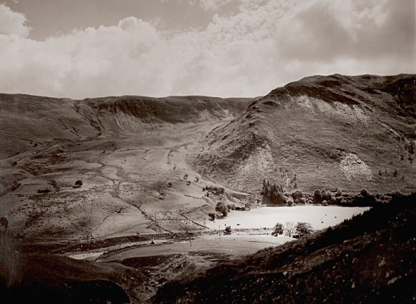CWMYSTWYTH LEAD MINES, Ceredigion 1996 - THE WELSH LANDSCAPE