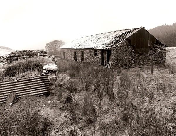 PANTYFFYNNON, Hafod, Pont-rhyd-y-groes, Ceredigion 2011 - CEREDIGION FARMHOUSES