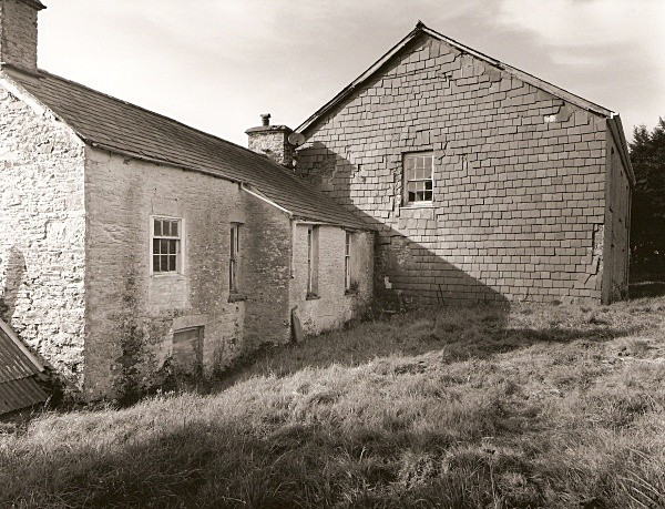 CHAPEL AND CHAPEL HOUSE, Bethania, Ceredigion 2010 - CEREDIGION FARMS & COTTAGES