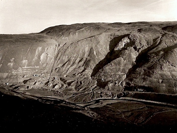 CWMYSTWYTH LEAD MINES, Ceredigion 1993 - THE WELSH LANDSCAPE - MOSTLY IN CEREDIGION