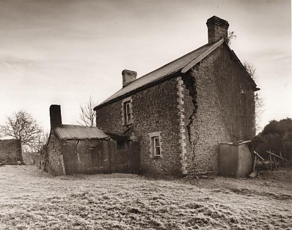 FRON FELIN, Chancery, Ceredigion 2015 - CEREDIGION FARMHOUSES