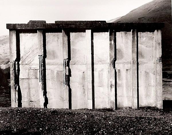 RHANDIRMWYN MINES, Nant-Y-Bai, Near Llyn Brianne, Carmarthenshire 2003 - CARMARTHENSHIRE