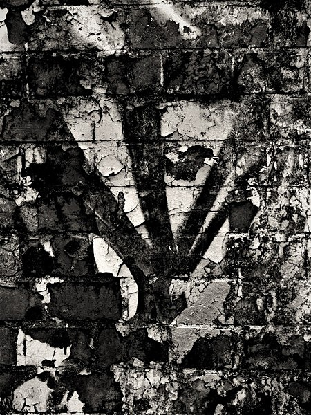 ABSTRACTIONS AT HAFOD MORFA COPPERWORKS, Swansea 2016 - ABSTRACTIONS
