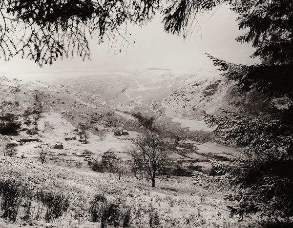 HOUSES & MINES at CWM ELAN MINE, Elan Valley, Rhayader, Radnorshire 20 - RADNORSHIRE